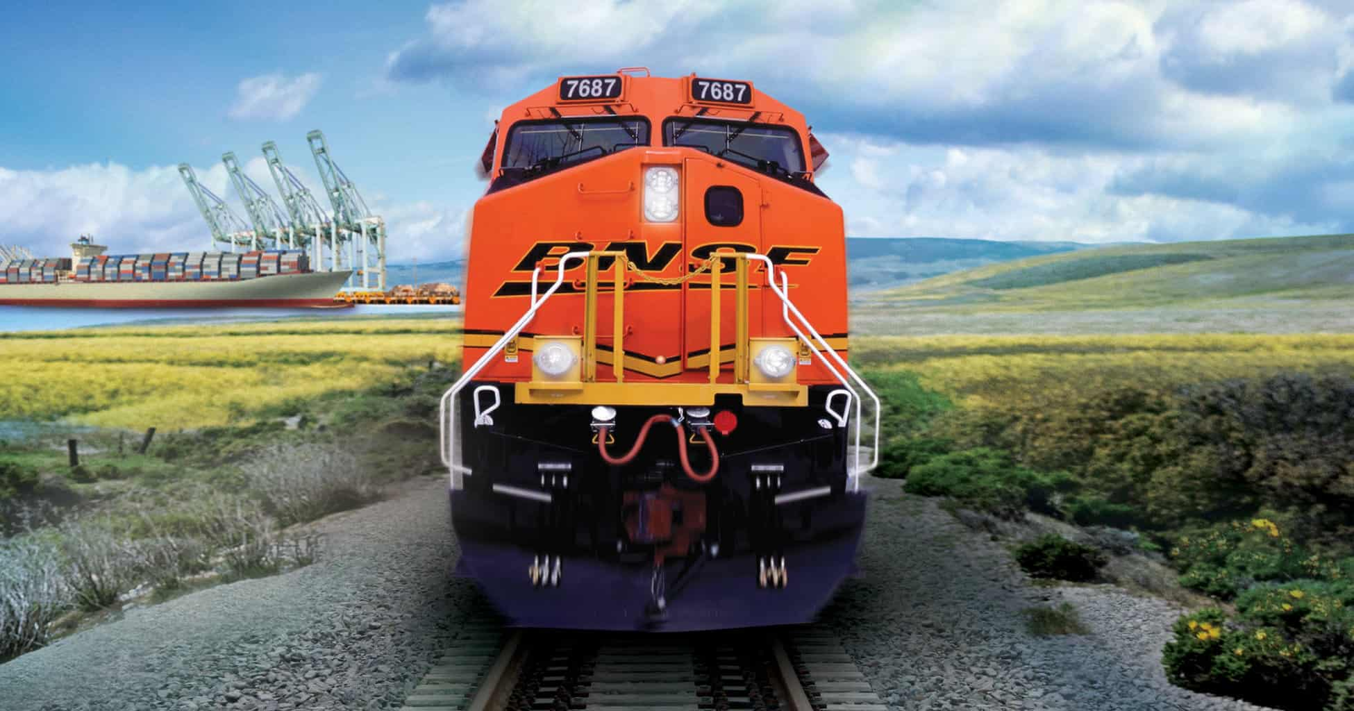 BNSF's second quarter OR comes in weakest of the class 1